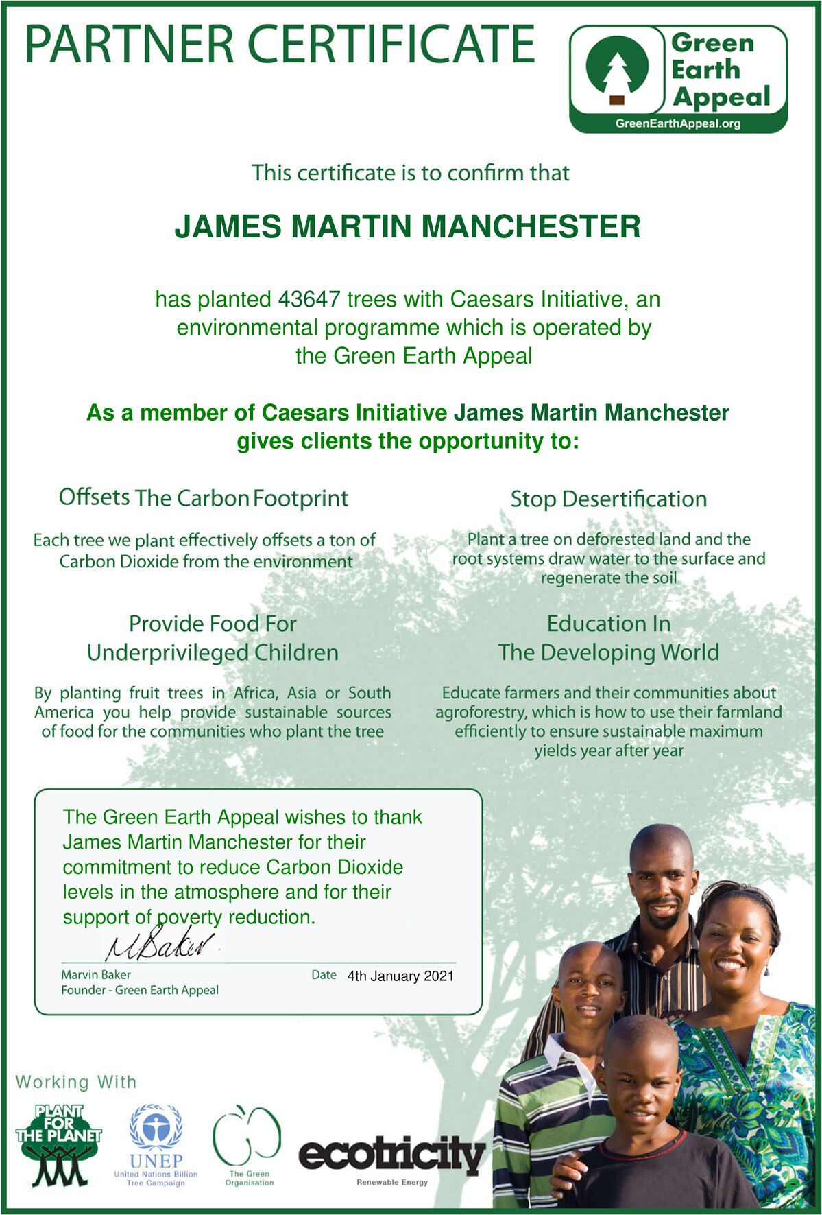 James MartinManchester