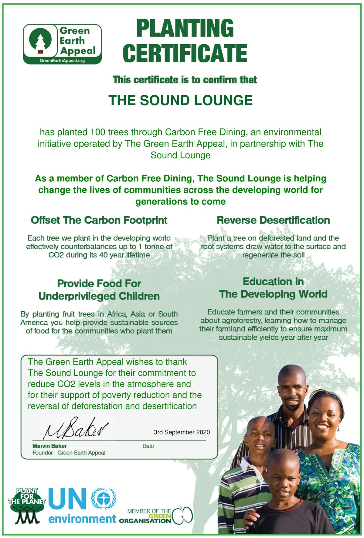 Le Sound Lounge