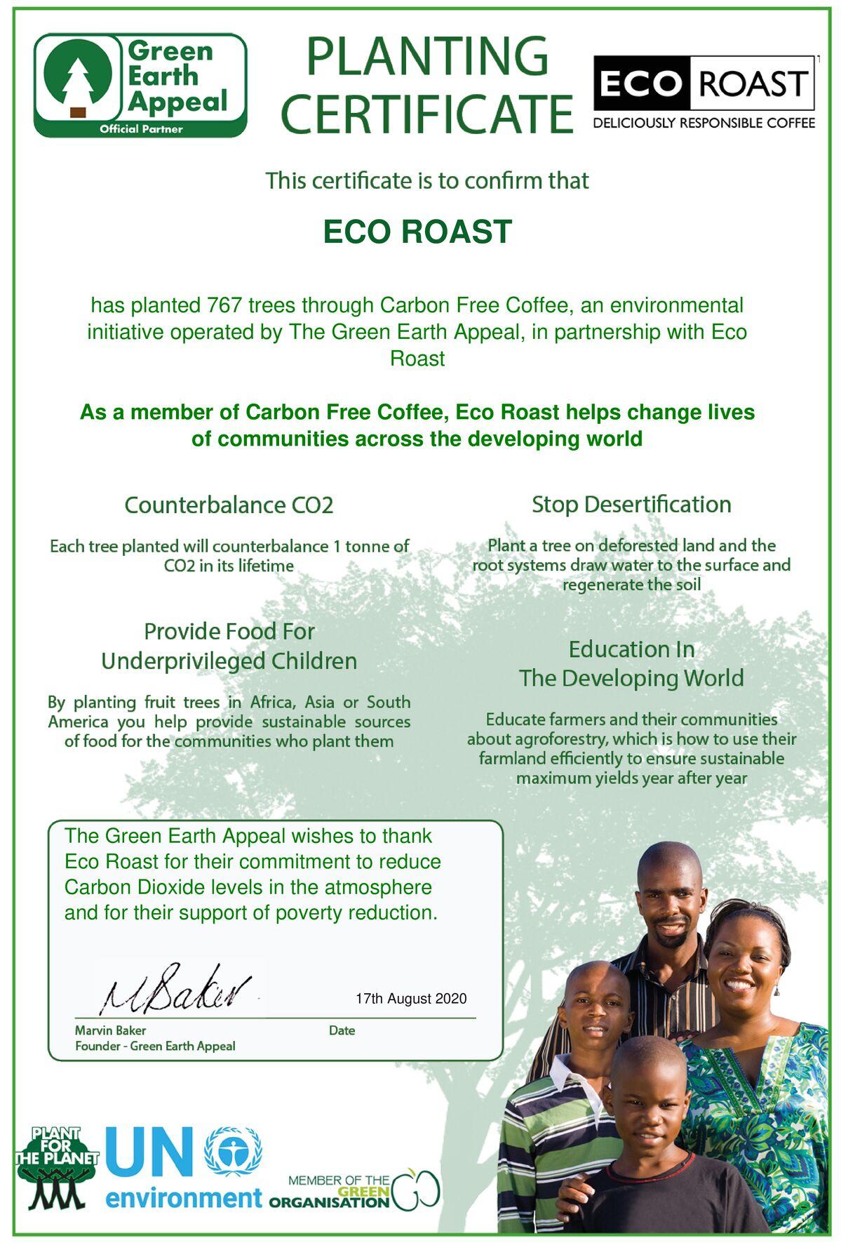Eco-Roast Coffee