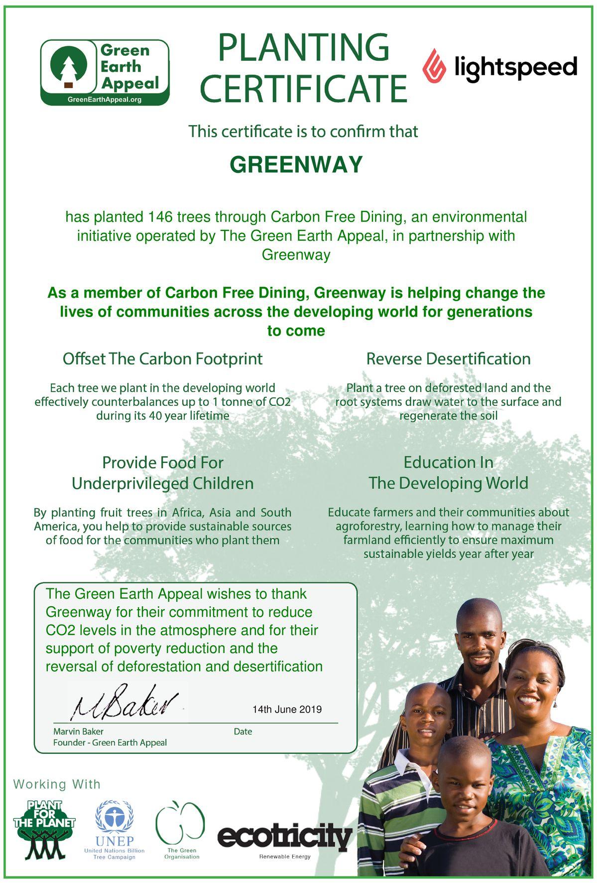 Greenway Gent