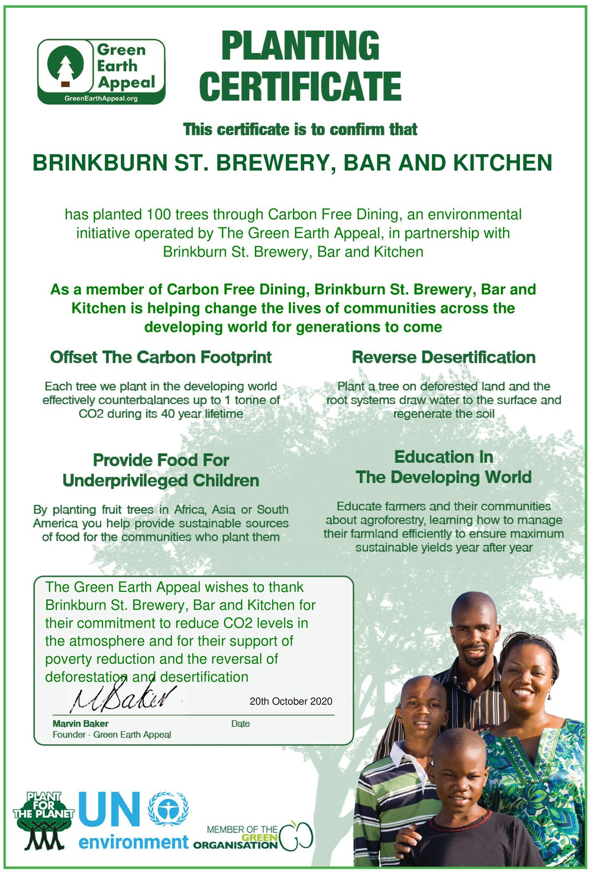 Brinkburn Street Brewery