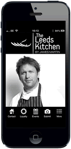 Green Earth Appeal - James Martin Manchester App