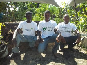 Green Earth Appeal - Kenya