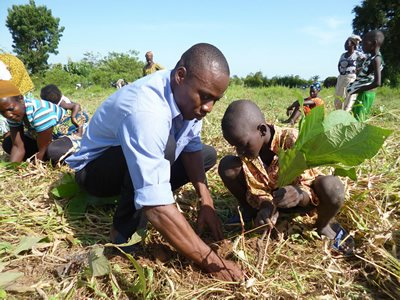 Green Earth Appeal - One Child One Tree