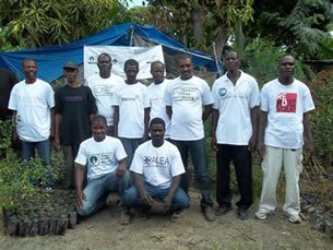 Green Earth Appeal, changing lives through trees