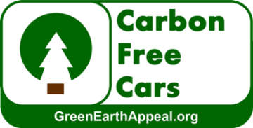 Green Earth Appeal - Carbon Free cars