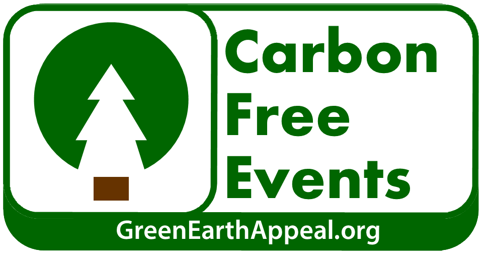 Green Earth Appeal - Carbon Free Events