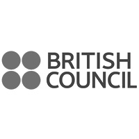British Council green earth appeal grey