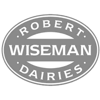 Robert Wiseman Dairies gray